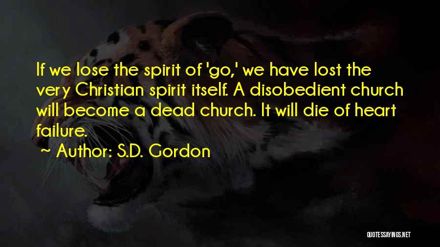 S.D. Gordon Quotes 1535047