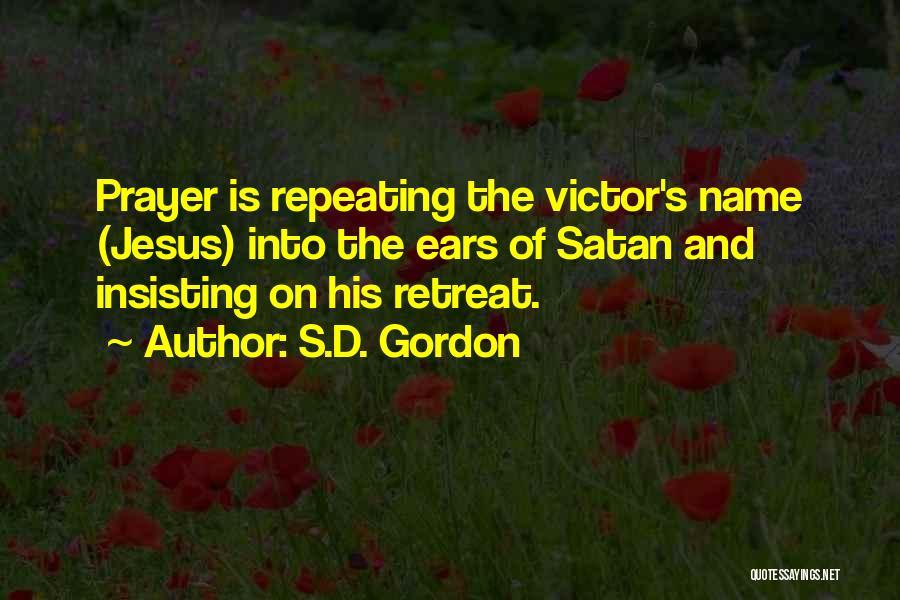 S.D. Gordon Quotes 1571741