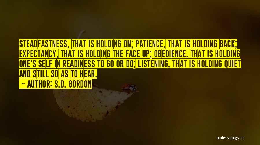 S.D. Gordon Quotes 1681785