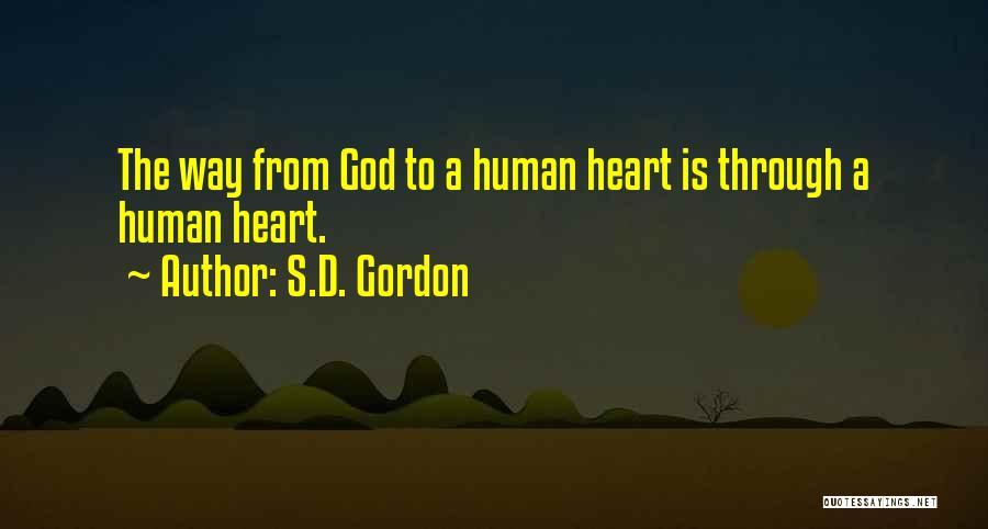 S.D. Gordon Quotes 2100171