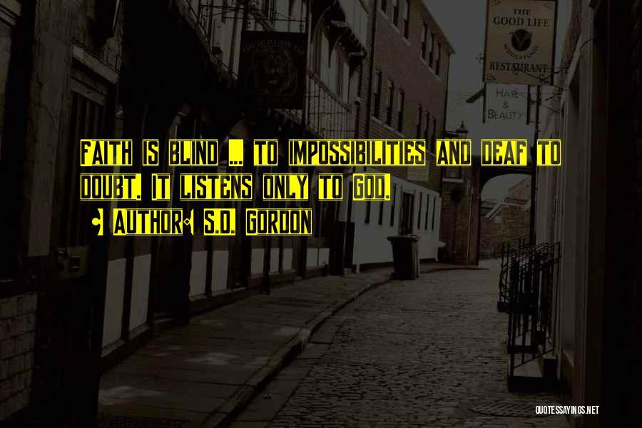 S.D. Gordon Quotes 2129083