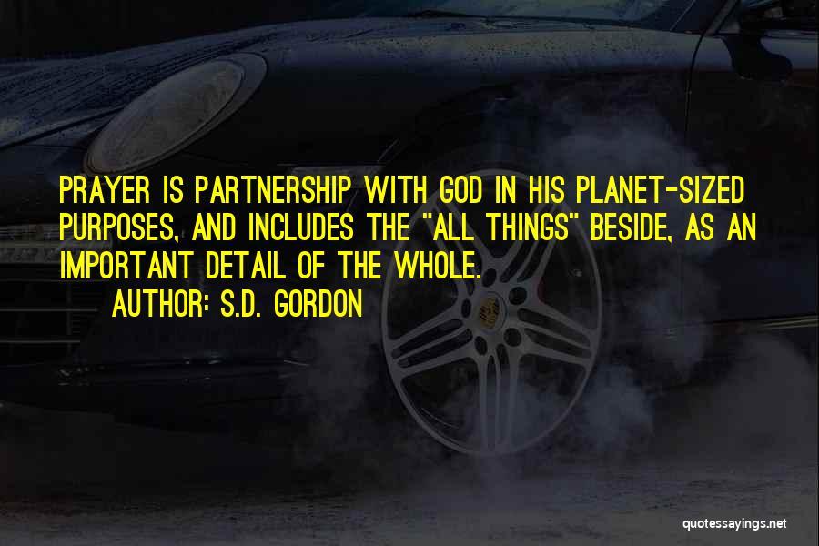 S.D. Gordon Quotes 2263407