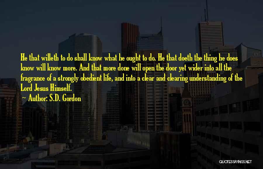 S.D. Gordon Quotes 2269633