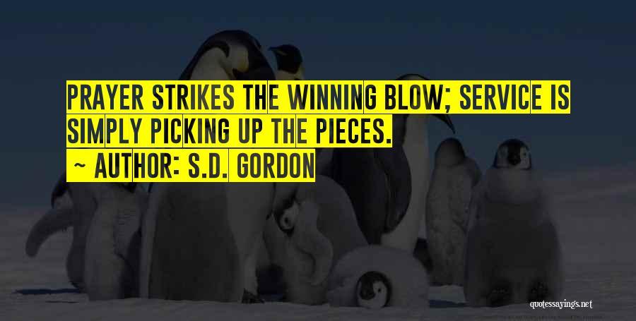 S.D. Gordon Quotes 357065