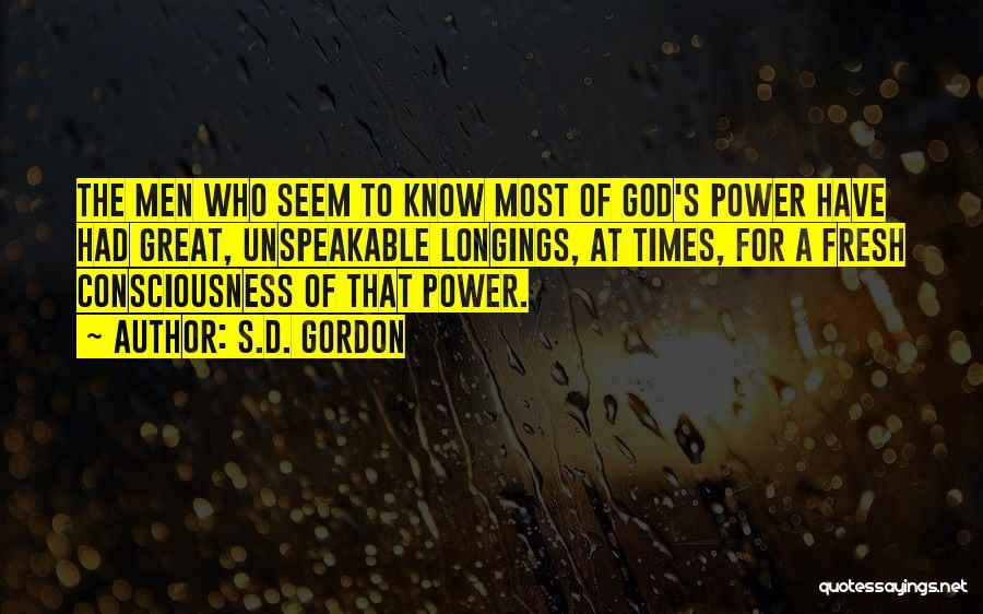 S.D. Gordon Quotes 880267
