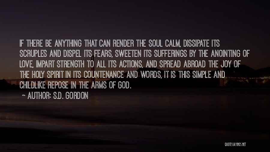 S.D. Gordon Quotes 944714