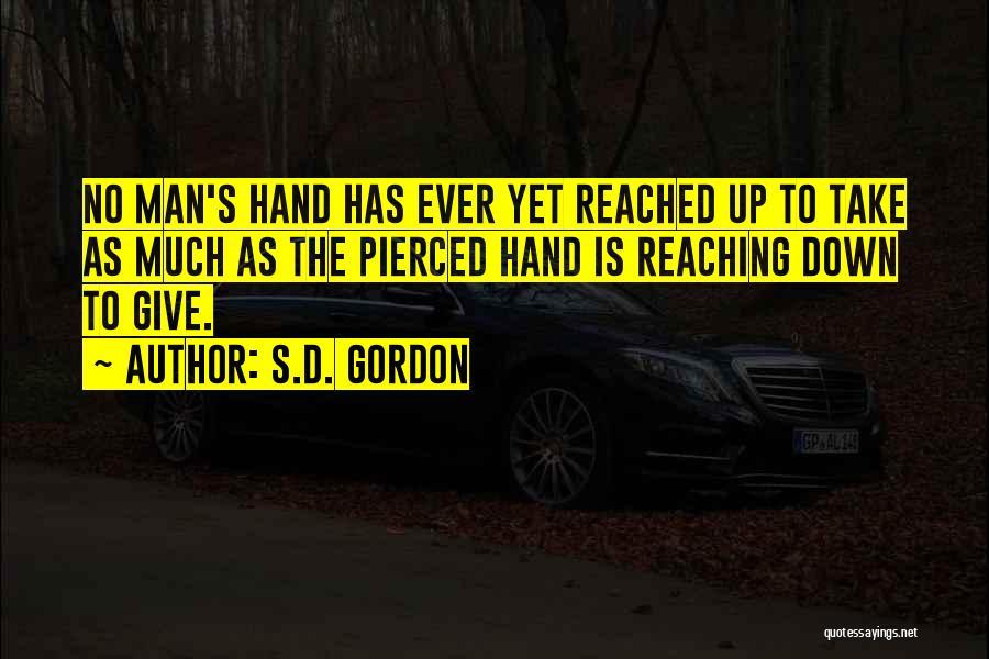 S.D. Gordon Quotes 989119