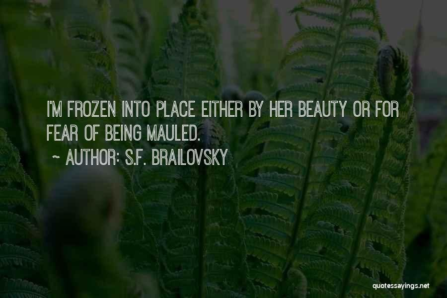 S.F. Brailovsky Quotes 1055138