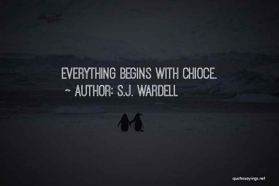 S.J. Wardell Quotes 2176740