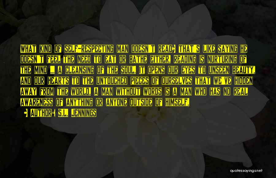 S.L. Jennings Quotes 447451