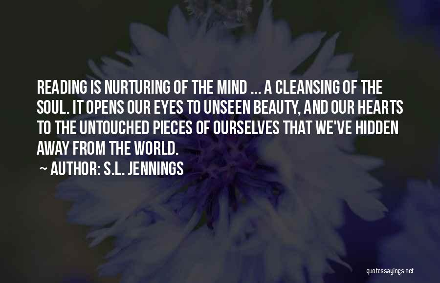 S.L. Jennings Quotes 647306