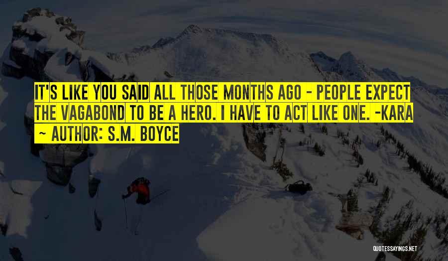 S.M. Boyce Quotes 1173529