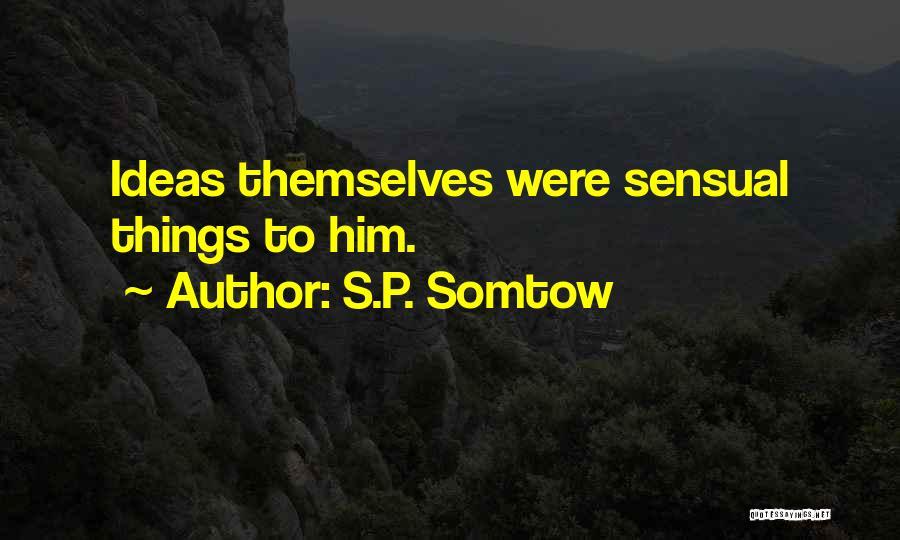 S.P. Somtow Quotes 1483016