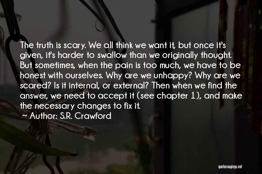S.R. Crawford Quotes 1403733