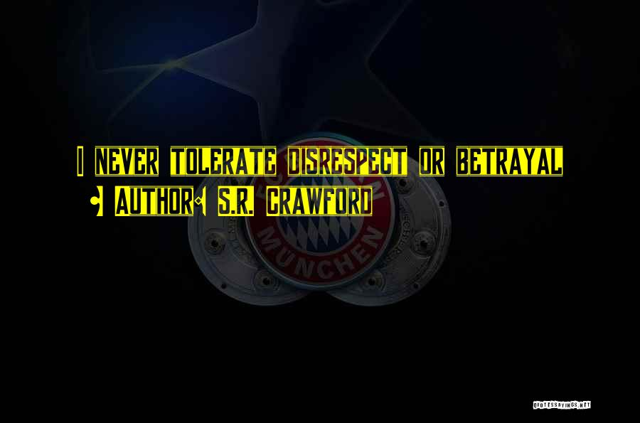 S.R. Crawford Quotes 2218968