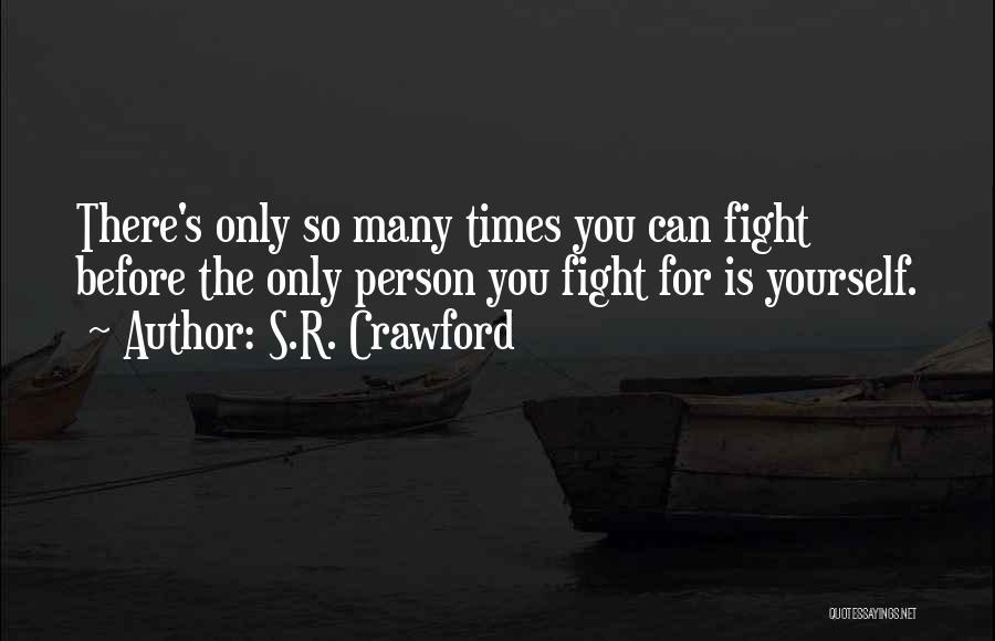 S.R. Crawford Quotes 361525