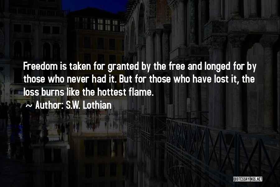 S.W. Lothian Quotes 839900