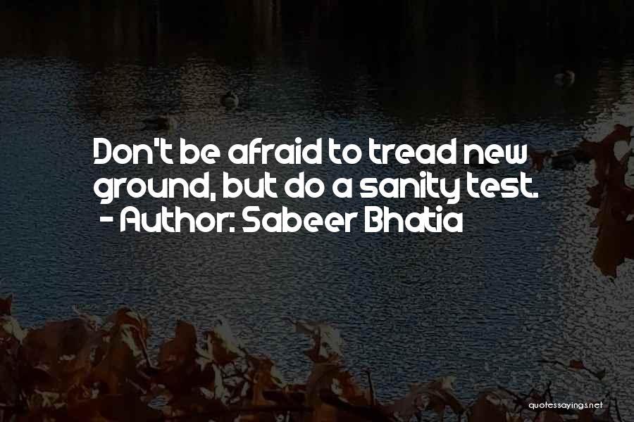 Sabeer Bhatia Quotes 2125620