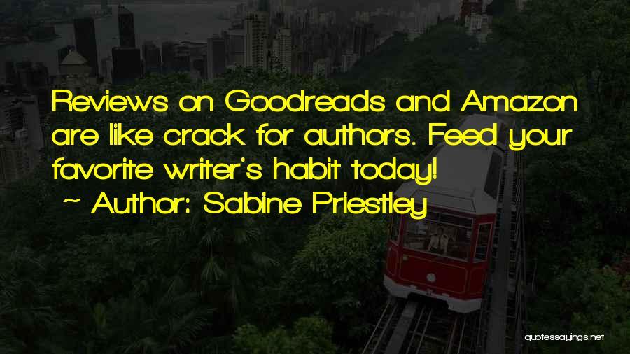 Sabine Priestley Quotes 1091464