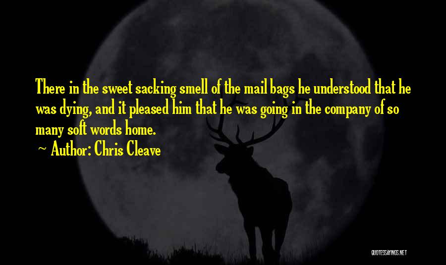 Sacking Quotes By Chris Cleave