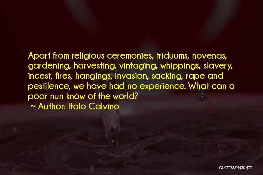 Sacking Quotes By Italo Calvino