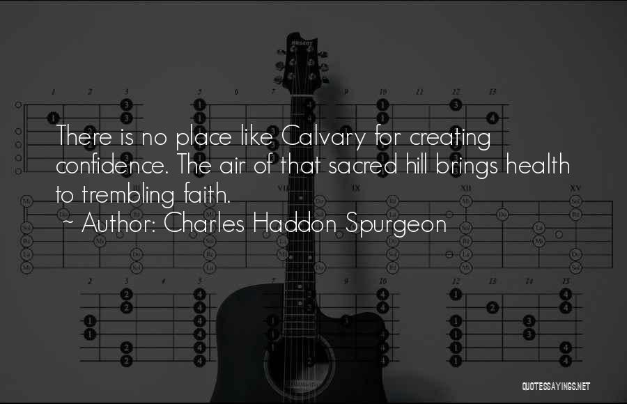Sacred Quotes By Charles Haddon Spurgeon