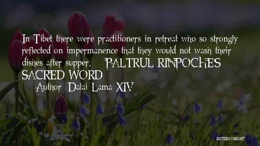 Sacred Quotes By Dalai Lama XIV
