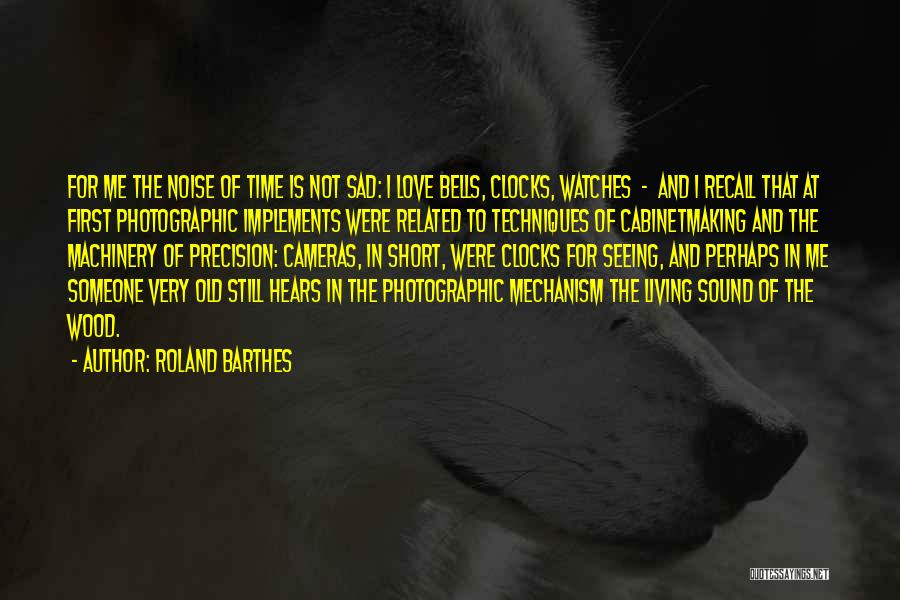 Sad Love Short Quotes By Roland Barthes