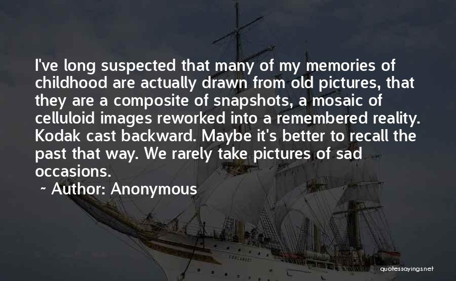 Sad Pictures With Sad Quotes By Anonymous