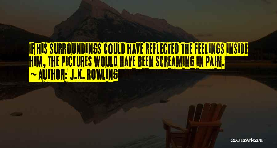 Sad Pictures With Sad Quotes By J.K. Rowling