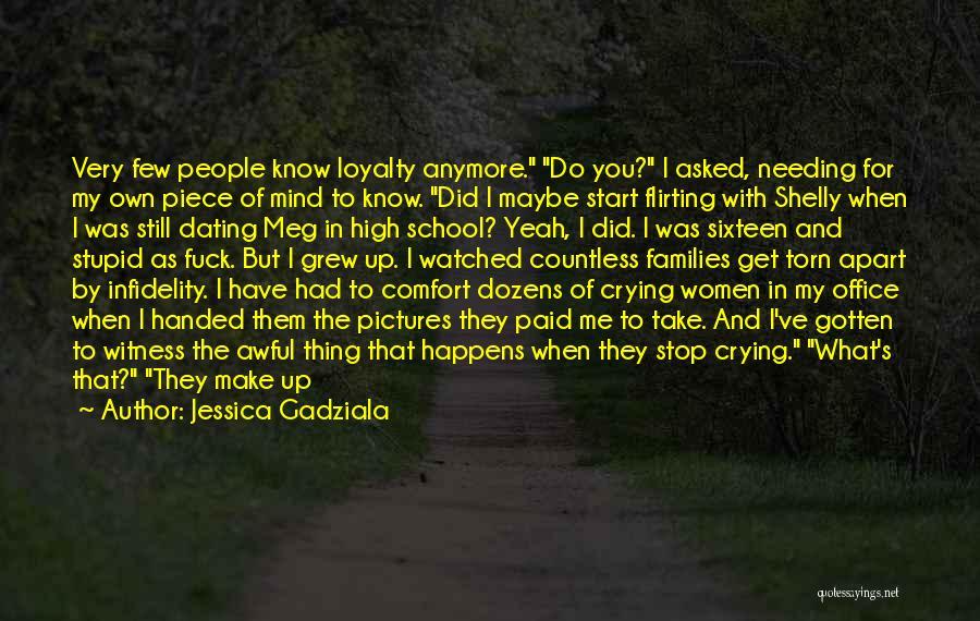 Sad Pictures With Sad Quotes By Jessica Gadziala