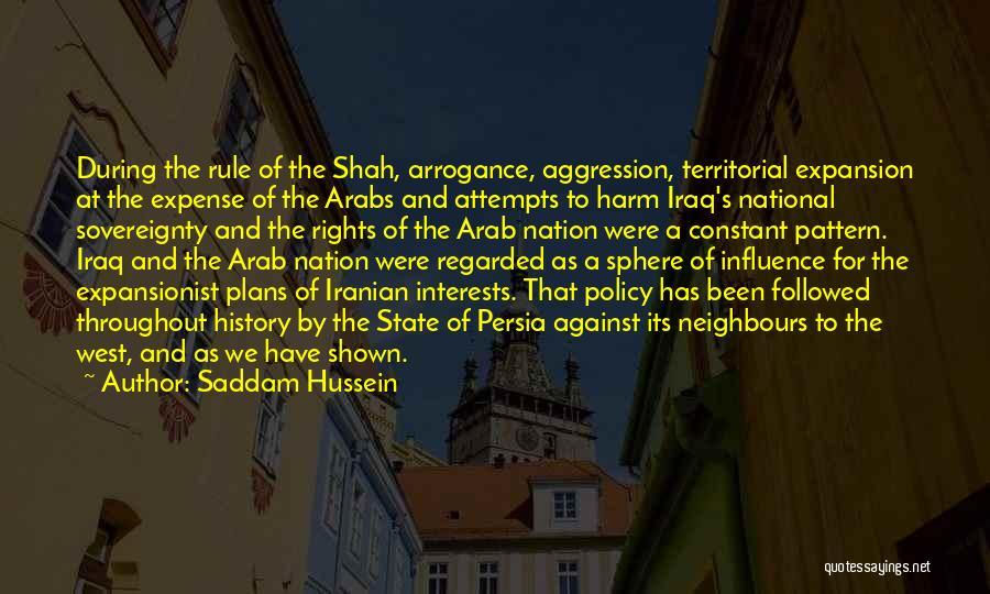 Saddam Hussein Quotes 1427841