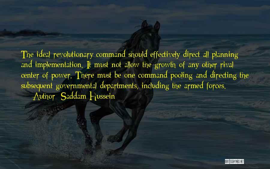 Saddam Hussein Quotes 262543