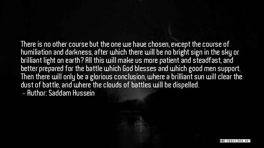 Saddam Hussein Quotes 446158