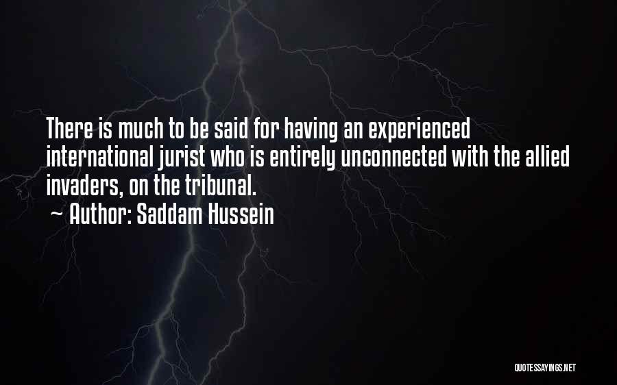 Saddam Hussein Quotes 483380
