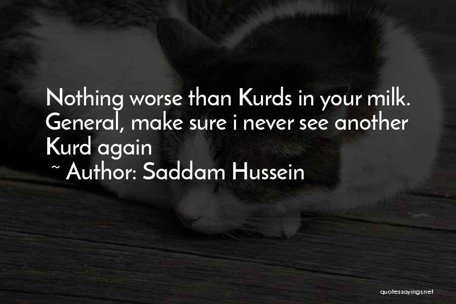 Saddam Hussein Quotes 484490