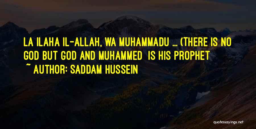 Saddam Hussein Quotes 649669
