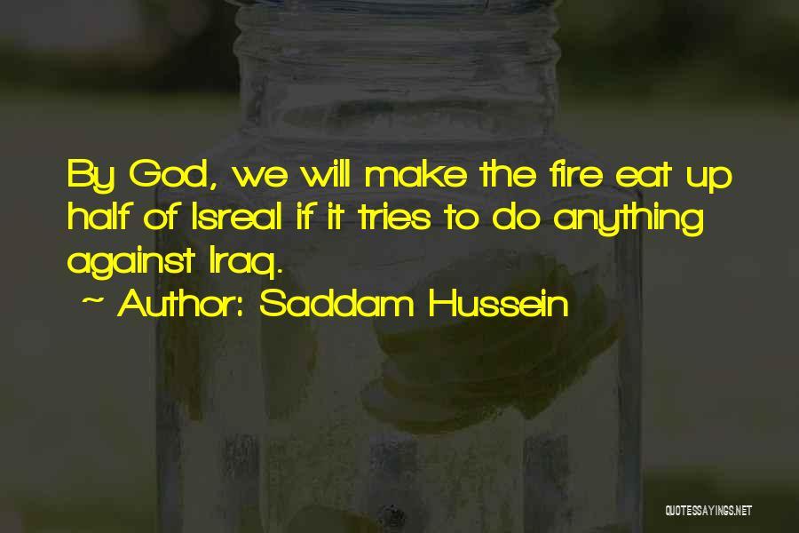 Saddam Hussein Quotes 846229