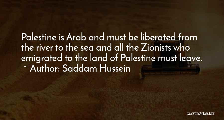 Saddam Hussein Quotes 85870