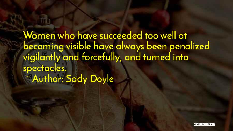 Sady Doyle Quotes 890411