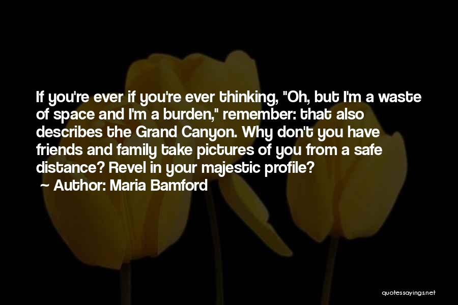 Safe Space Quotes By Maria Bamford