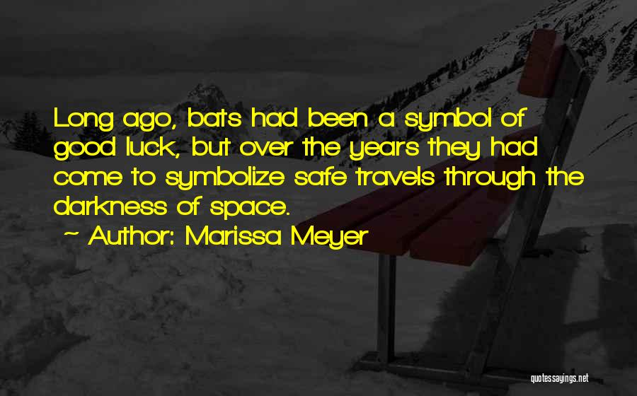 Safe Space Quotes By Marissa Meyer