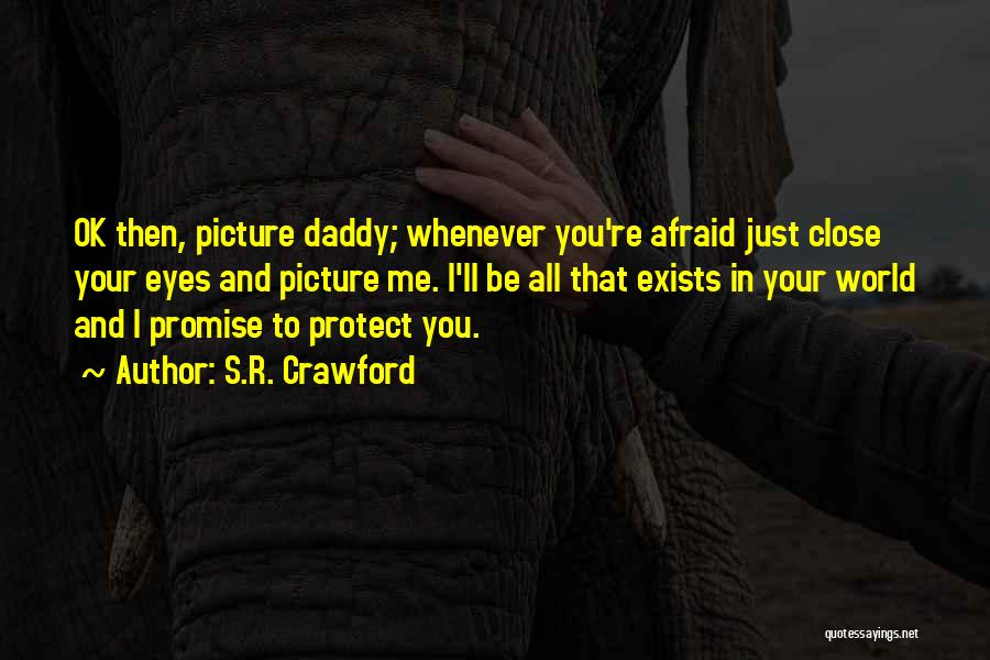 Safety And Protection Quotes By S.R. Crawford