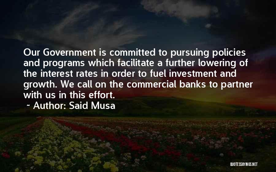 Said Musa Quotes 2128175