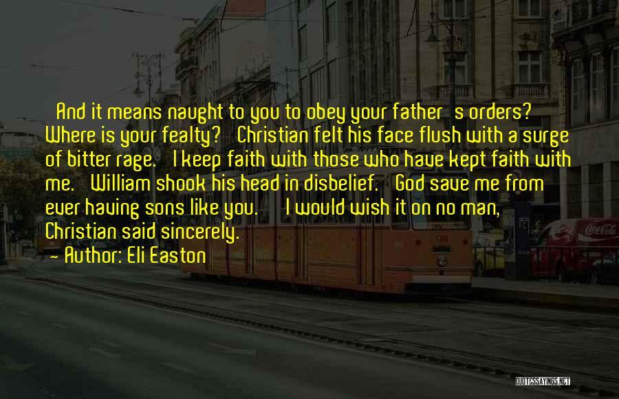 Said No Man Ever Quotes By Eli Easton