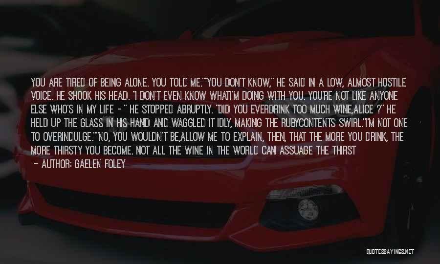 Said No Man Ever Quotes By Gaelen Foley