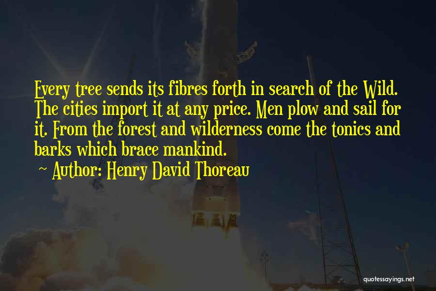 Sail Price Quotes By Henry David Thoreau