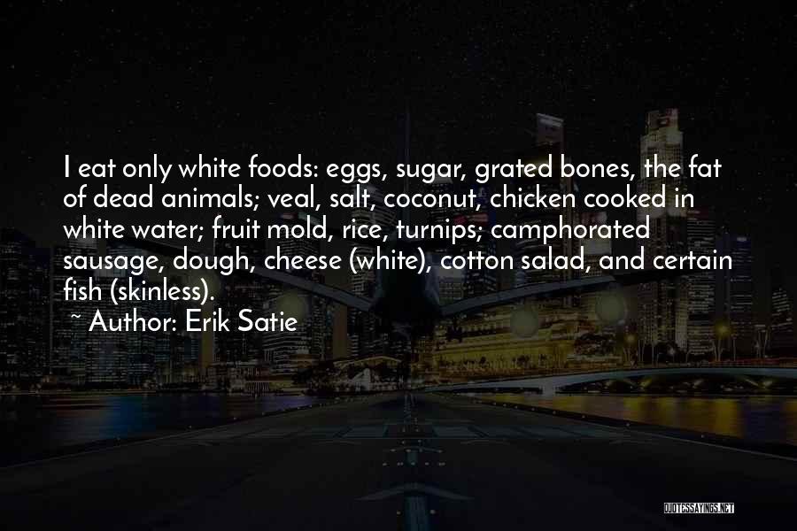 Salad Quotes By Erik Satie