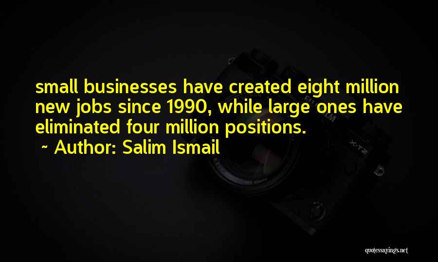 Salim Ismail Quotes 1227675