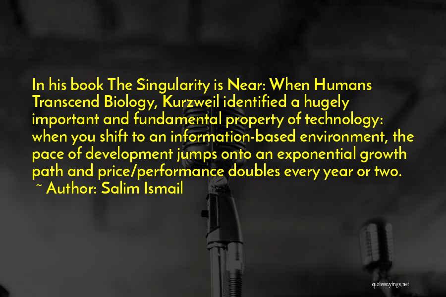 Salim Ismail Quotes 808211